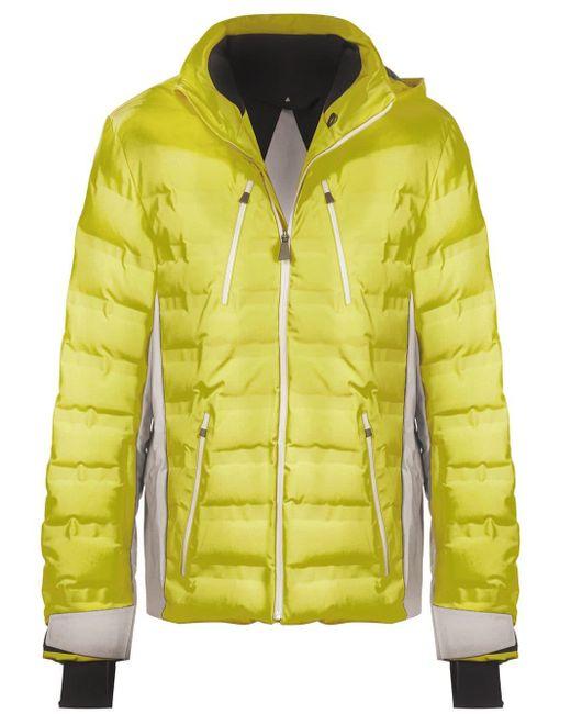 Aztech Mountain White Waterproof Jacket for men