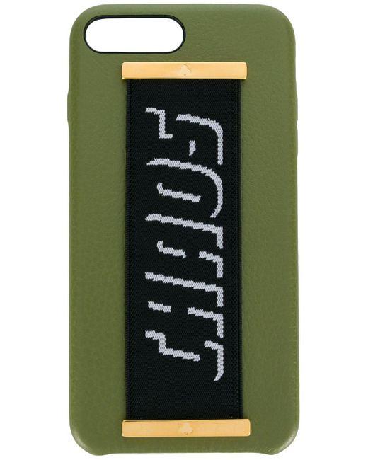 Chaos レザー Iphone 7/8 ケース Green
