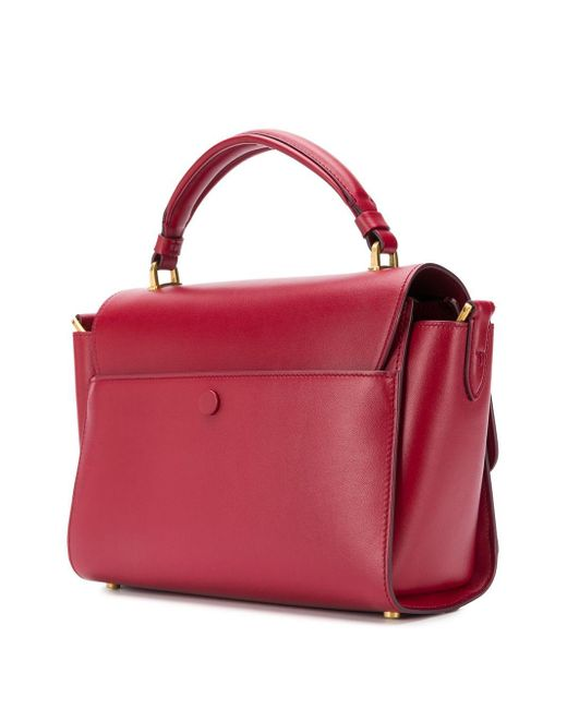 Tod's T Timeless ハンドバッグ Red