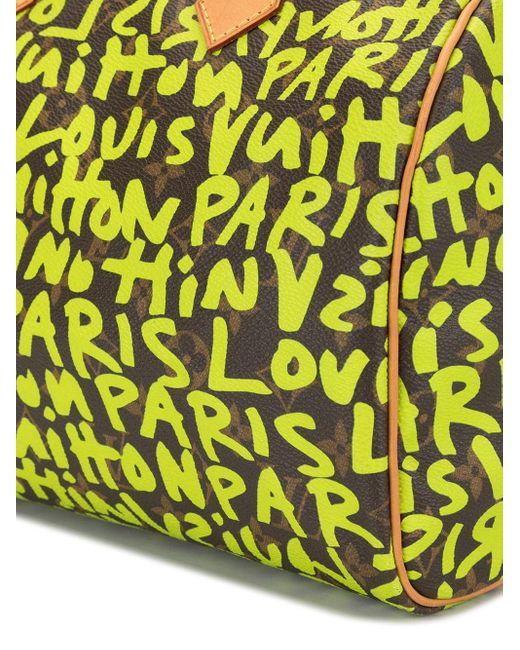 Louis Vuitton プレオウンド スピーディ 30 ハンドバッグ Brown