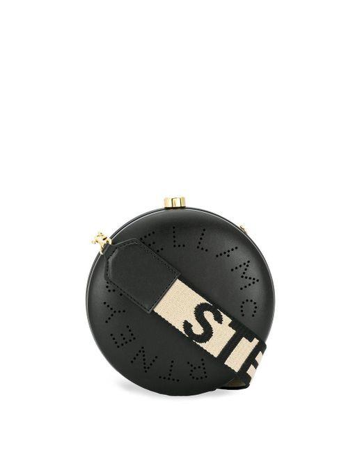 Borsa Mini A Tracolla di Stella McCartney in Black