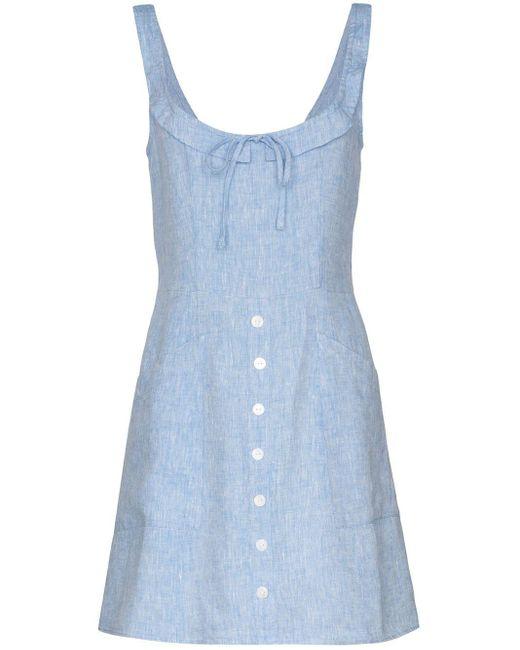 Vestido corto Gigi Honorine de color Blue
