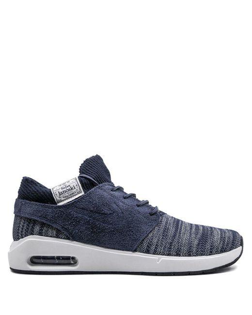 Nike Air Max Janoski 2 Prm Sb スニーカー Blue