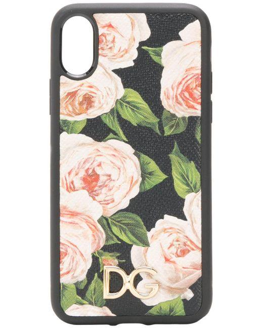 Dolce & Gabbana フローラル Iphone X ケース Multicolor