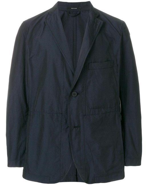 Issey Miyake - Blue Pe Memory Jacket for Men - Lyst