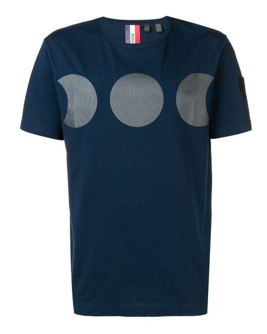 メンズ Rossignol Eclipse Tシャツ Blue