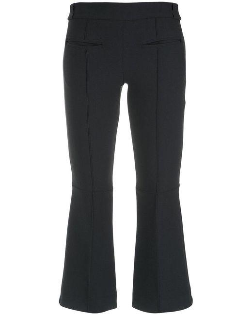 Gloria Coelho   Black Cropped Trousers   Lyst