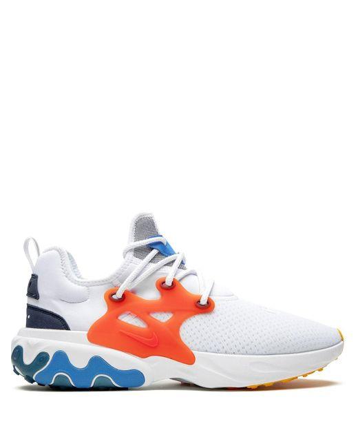 メンズ Nike React Presto スニーカー White