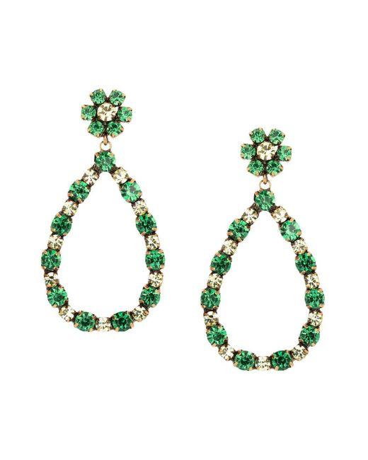 Boucles d'oreilles pendantes Garden Roxanne Assoulin en coloris Metallic
