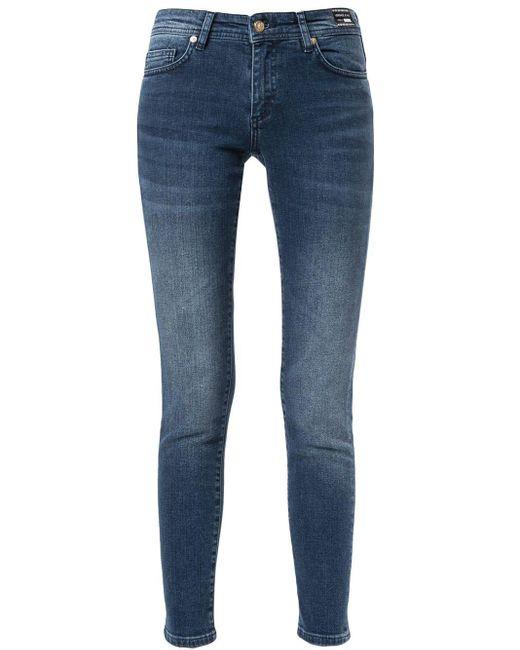 Versace Jeans スキニージーンズ Blue
