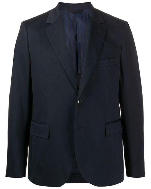 メンズ Mp Massimo Piombo テーラードジャケット Blue