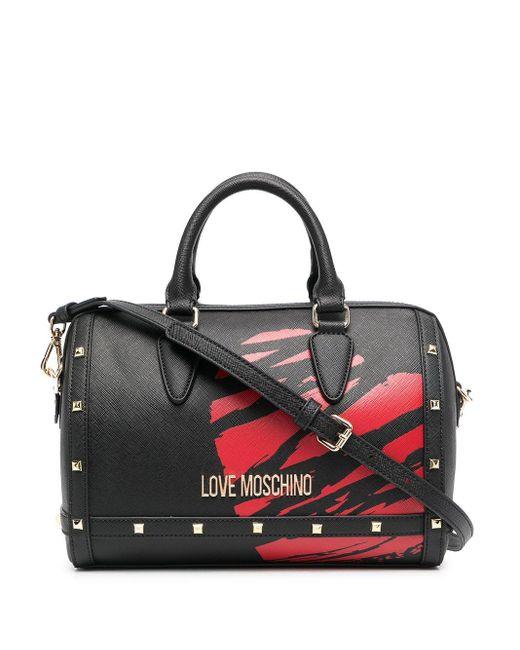 Love Moschino ハートプリント ハンドバッグ Multicolor