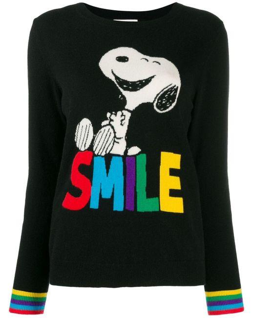 Chinti & Parker Smile セーター Black