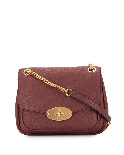 Mulberry Darley ショルダーバッグ S Brown