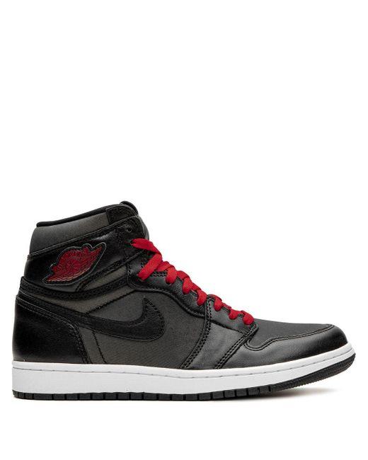 メンズ Nike Air 1 Retro High Og スニーカー Black