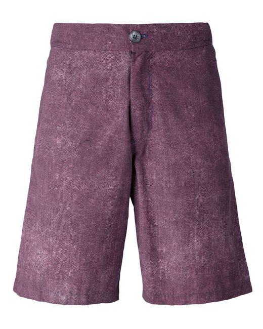 メンズ Fashion Clinic Timeless フェード トランクス水着 Purple