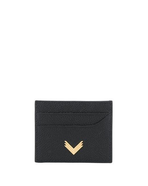 Manokhi カードケース Black