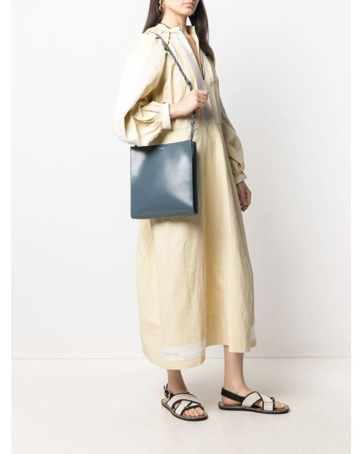 Jil Sander ストライプ ドレス Multicolor