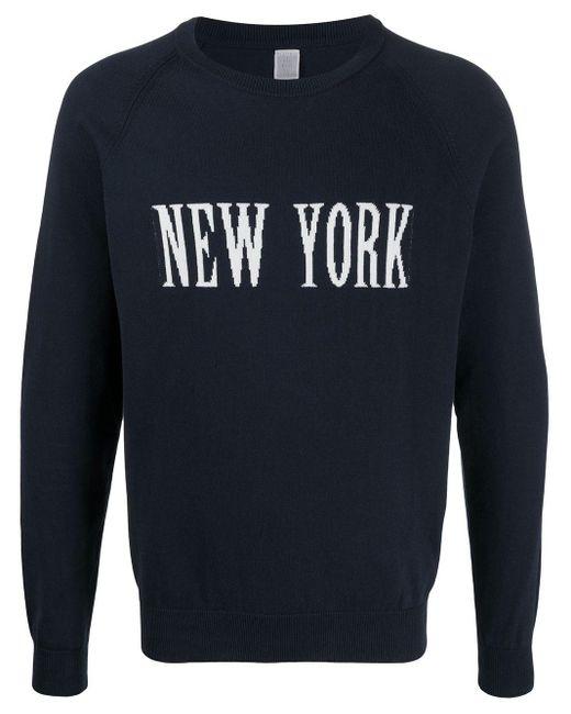 メンズ Eleventy New York スウェットシャツ Blue
