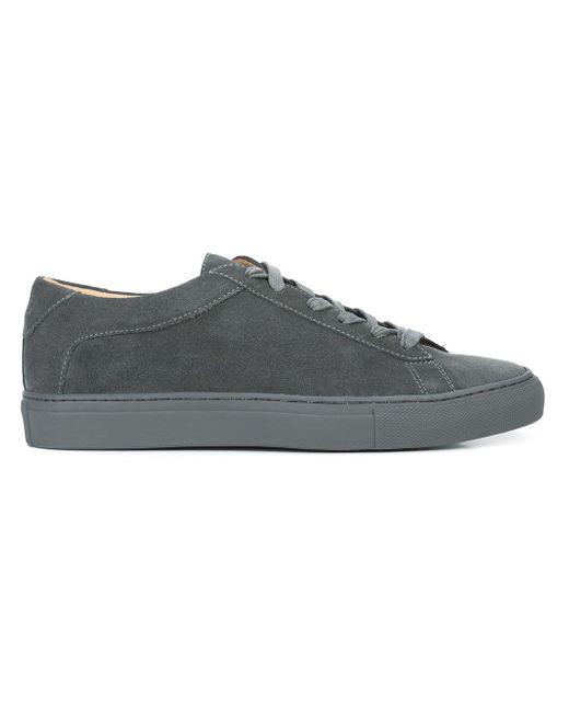 Koio Gray Capri Roccia Sneakers