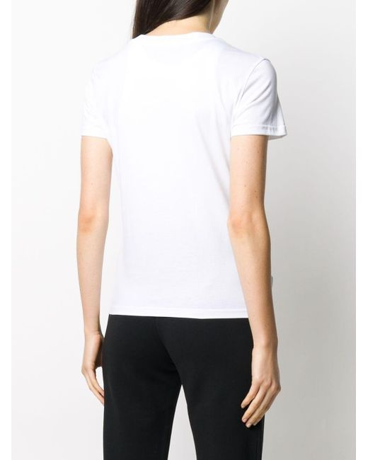 Moschino グラフィック Tシャツ White