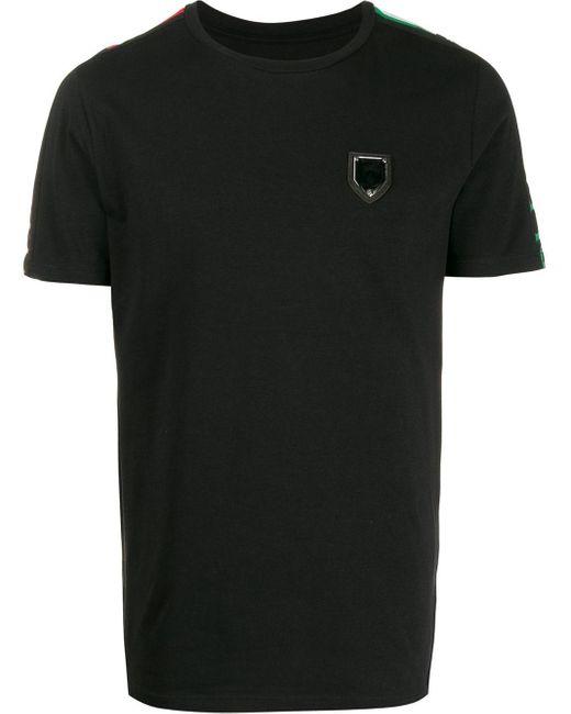 メンズ Philipp Plein Claw Tシャツ Black