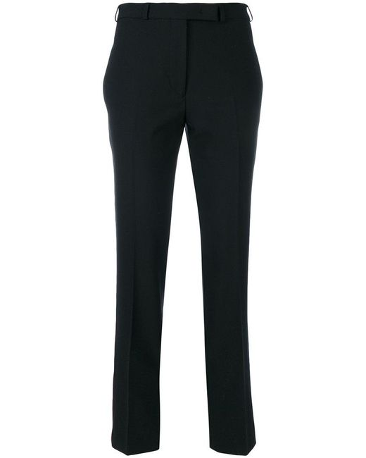 Etro - Black Side-stripe Tailored Trousers - Lyst