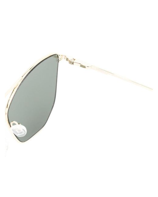 Le Specs Primeval Alt Fit サングラス Metallic