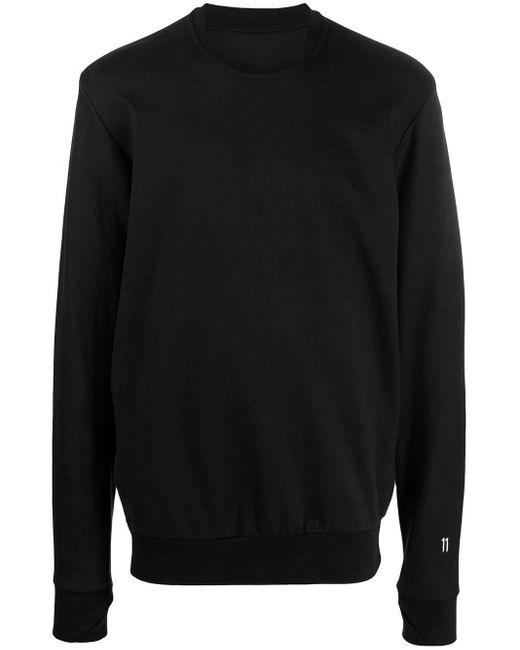 メンズ Boris Bidjan Saberi 11 スウェットシャツ Black
