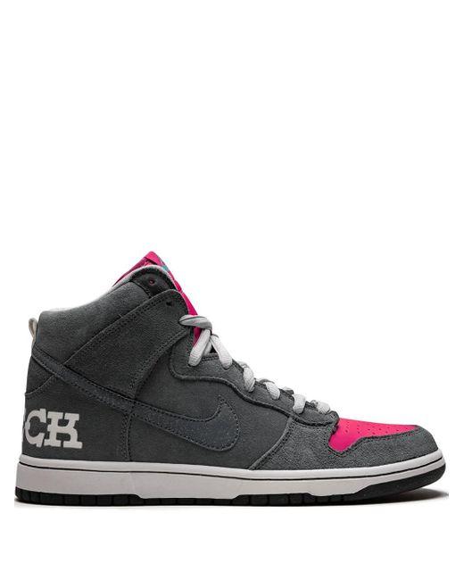 メンズ Nike Dunk High Premium Sb スニーカー Multicolor