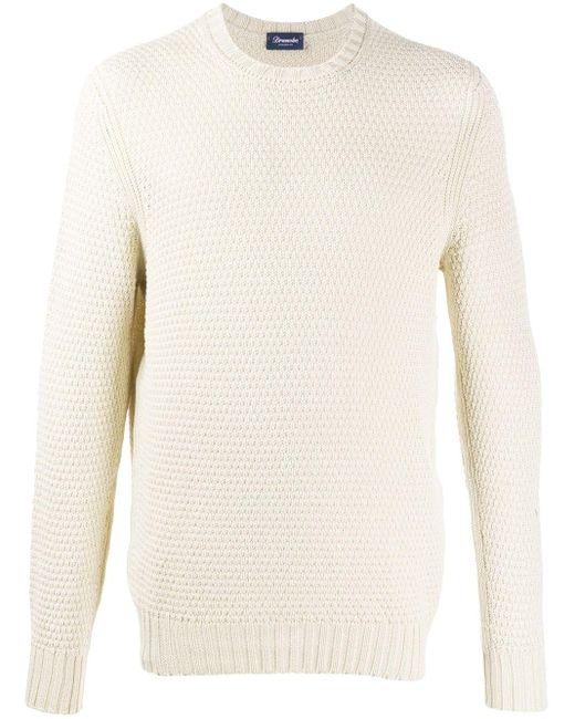 メンズ Drumohr ニットセーター Multicolor