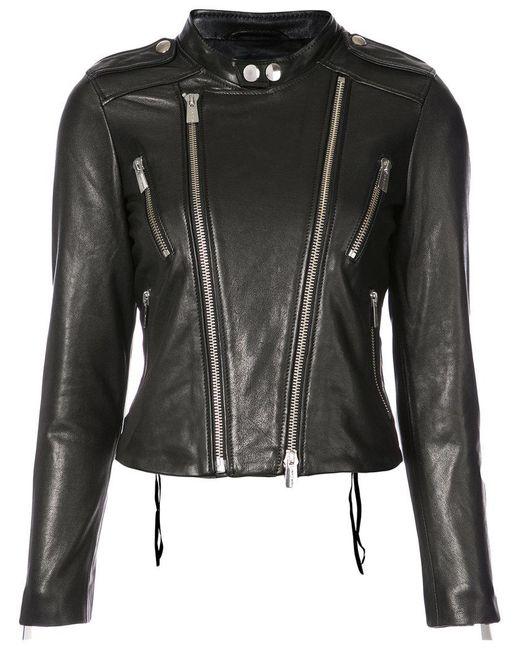 Anine Bing | Black Bowie Jacket | Lyst