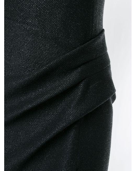 Vestido New Radicals de palabra de honor Manning Cartell de color Black