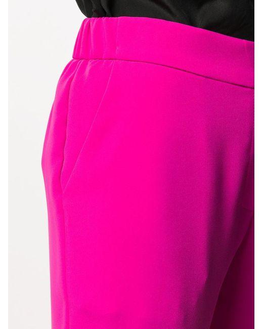 P.A.R.O.S.H. ハイウエスト パンツ Pink