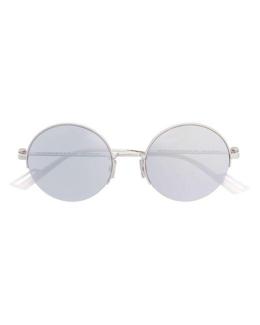 メンズ Dior 180 ラウンド サングラス Metallic