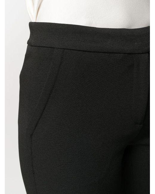 Укороченные Брюки Строгого Кроя MICHAEL Michael Kors, цвет: Black