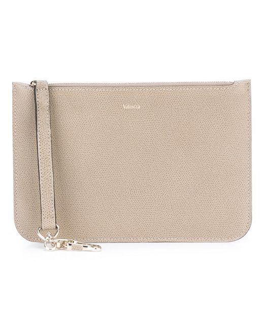 zipped pouch - Nude & Neutrals Valextra iEhgfOix