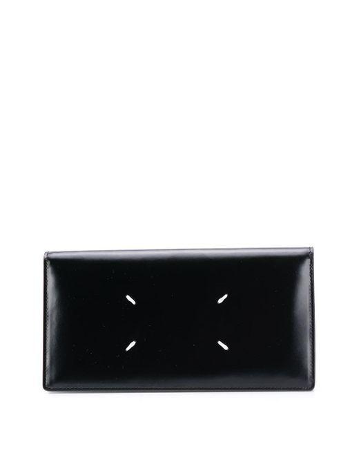 Классический Бумажник Maison Margiela для него, цвет: Black