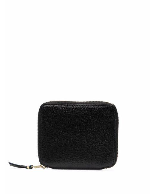 Portefeuille zippé à logo Comme des Garçons pour homme en coloris Black