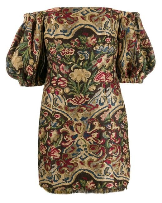 Etro Halton ドレス Multicolor