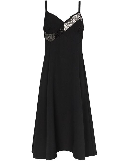 Vestido midi Palici Beaufille de color Black