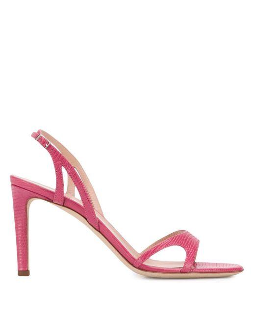 Giuseppe Zanotti ストラップ サンダル Pink