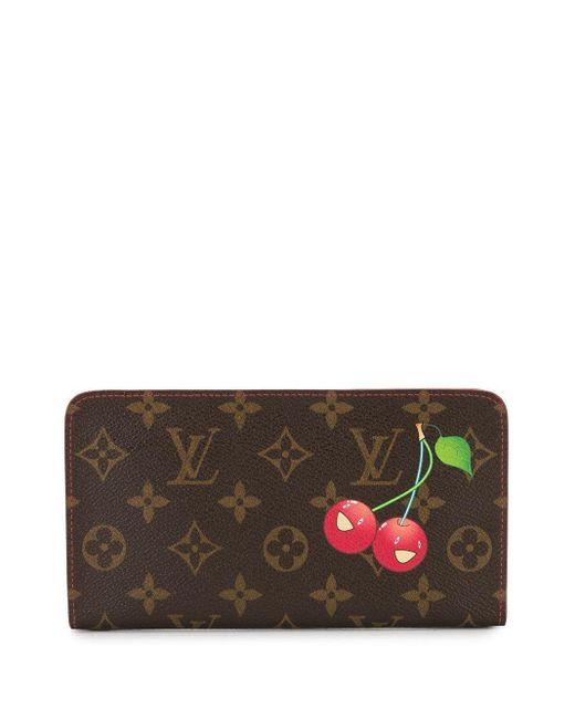 Кошелек 2005-го Года С Логотипом Pre-owned Louis Vuitton, цвет: Brown