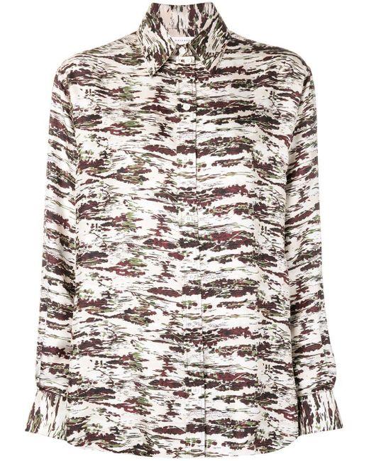 Victoria Beckham カモフラージュ Tシャツ Multicolor