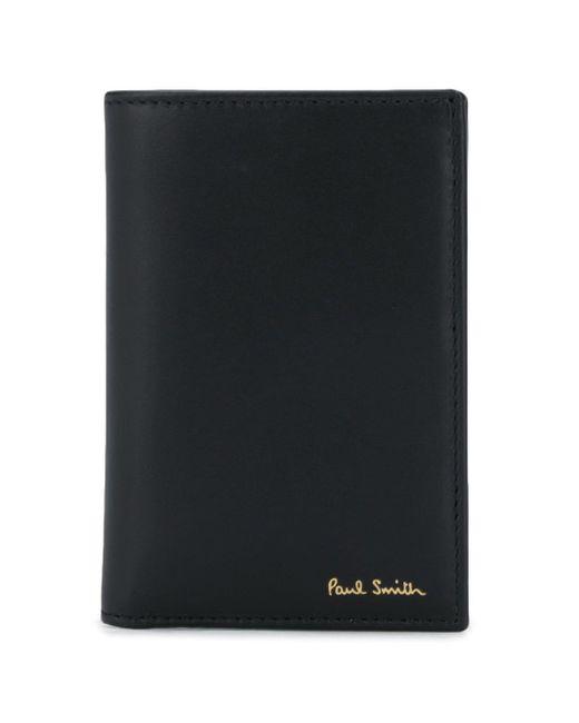Картхолдер С Логотипом Paul Smith для него, цвет: Black