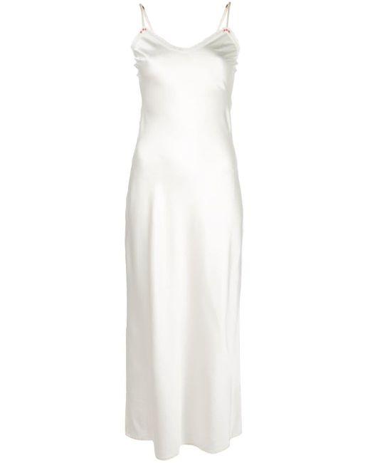 Платье-комбинация Lexi Morgan Lane, цвет: White