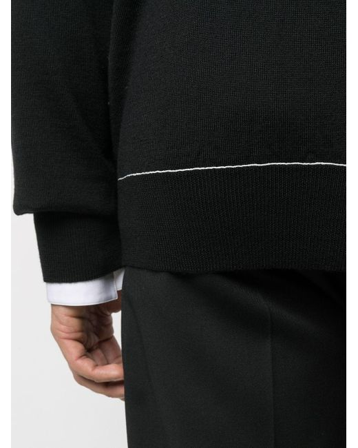 メンズ OAMC クルーネック セーター Black