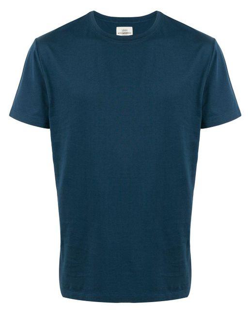 メンズ Kent & Curwen Tシャツ Blue