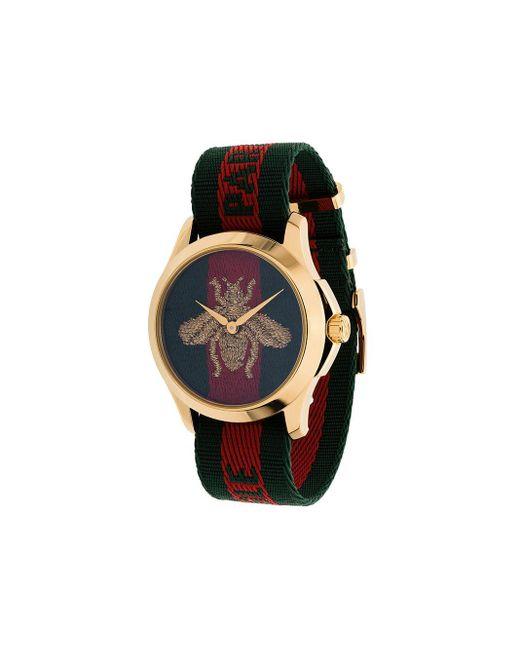 Gucci ル マルシェ デ メルヴェイユ 腕時計 Green
