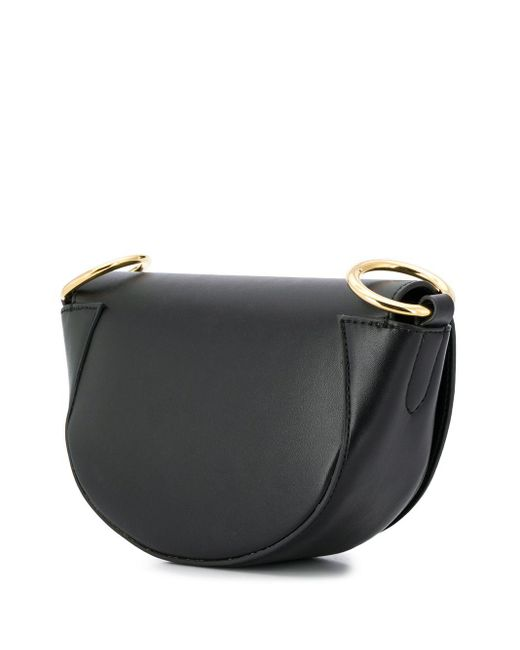 Мини-сумка Stella С Логотипом Stella McCartney, цвет: Black